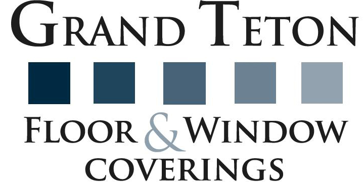 grand teton flooring and window logo